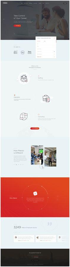 Main Simple Web Design, Best Web Design, Interface Web, Interface Design, Business Web Design, Mobile Web Design, Ikea, Ui Design Inspiration, Ui Web