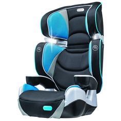 Shop for Evenflo RightFit Booster Car Seat in Capri. Get free delivery at Overstock.com - Your Online Baby Gear Shop! Get 5% in rewards with Club O!