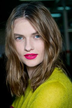 Fashion Week hairstyles - Catwalk hair trends for spring/summer 2013