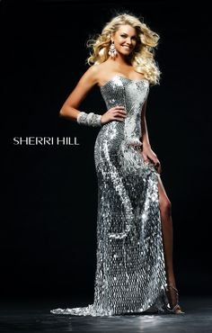 Gotta love Sherri Hill pageant dresses