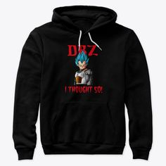 Dbz Vegeta Products from COMICON APPARELS | Teespring