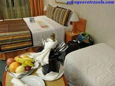 Nuestra habitación en el Costa Fortuna #cruceroconniños http://www.pacoyverotravels.com/2014/03/crucero-con-ninos-oriente-medio-costa-cruceros.html