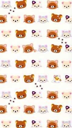 Wallpaper Mas Rilakkuma WallpaperJapanese IphoneIphone