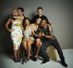 The Originals Cast at Comic Con 2014