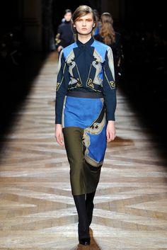 Dries Van Noten Fall 2012 Ready-to-Wear
