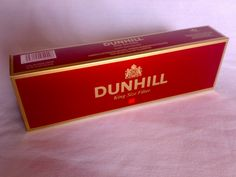 Buy Dunhill Cigarettes online