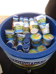 Come to an event we're at and get your free Stonyfield! #Stonyfield