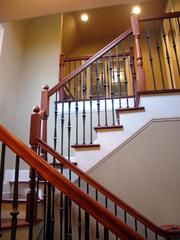 You may be considering updating your staircase. If it's to modernize your traditional staircase, or if you're curious about the new styles and design trends of