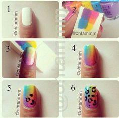#nails #nailart #polish #fashion #beauty