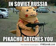 Pokemon humor – Gotta laugh at them all | PMSLweb
