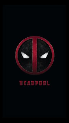 Deadpool Comic Movie Logo Android Wallpaper high quality mobile wallpapers for your iPhone, android or tablet - beautiful and inspiring smartphone backgrounds for free. Deadpool Face, Deadpool Superhero, Deadpool Movie, Deadpool Stuff, Deadpool Funny, Spiderman, Superhero Wallpaper Iphone, Deadpool Hd Wallpaper, Avengers Wallpaper
