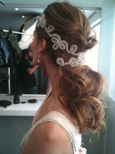 tiara / hair