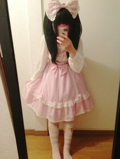bow for lolita dress.