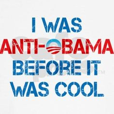 """Except I really was!!--And in the words of Toby Keith (at the risk of sounding like a smart aleck--mkc): HOW DO YOU LIKE ME NOW? (from Rhonda Pascoe Kirkpatrick)--How's all that """"hope and change"""" crap working out for our country?"""