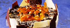 Appelsin- og mandelkake