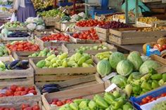Food Prices Reduce In Accra Markets