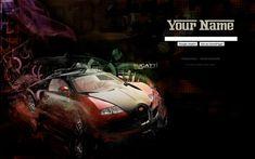 Bugatti Theme from ShinySearch