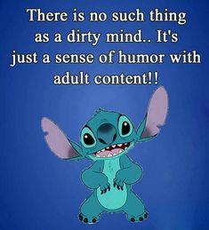 Related image - New Ideas Funny True Quotes, Funny Relatable Memes, Cute Quotes, Funny Texts, Funny Disney Memes, Disney Jokes, Citations Lilo Et Stitch, Lilo And Stitch Memes, Stich Quotes