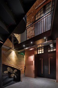 Copper Head в Ивано-Франковске: заведение про пиво от YOD Design Lab – Журнал – His.ua