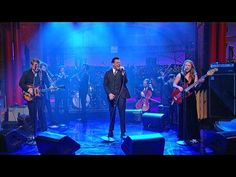 """The Lone Bellow: """"Then Came The Morning"""" - David Letterman - YouTube"""