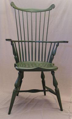 S Bent Amp Brothers Colonial Windsor Chairs Vintage