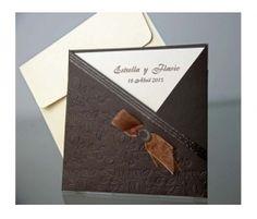 Colección EMMA 2014 – Boda Style Invitación de boda 34919