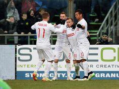 Lukas Podolski, Xherdan Shaqiri, Marcelo Brozovic, and Fredy Guarin - The Best of the 2014/15 Season