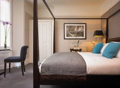 Kemptown House - contemporary - bedroom - other metros - by David Churchill - Architectural Photographer