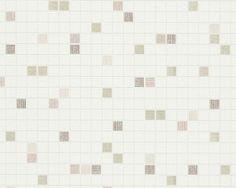 Moderní vinylová tapeta hnědá, metalická imitace mozaiky 96239-3 / Tapety na zeď 962393 Faro 4 AS (0,53 x 10,05 m) A.S.Création Floor Plans, Rugs, Design, Home Decor, Black Bathrooms, Painted Tiles, Paper Envelopes, Blue Nails, Lighthouse Bathroom