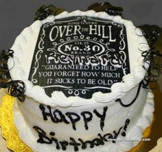 over the hill cakes Google Search cakes Pinterest Google