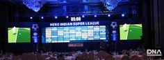 Hero Indian Super League Player Draft Location:Palladium Hotel, Lower Parel, Mumbai