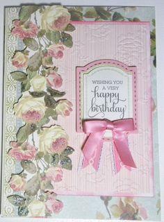 Anna Griffin card