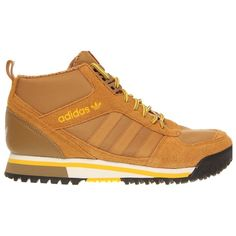 NEW ADIDAS ZX TR MID Originals MENS Wheat Boot NIB Limited #adidas #Athletic