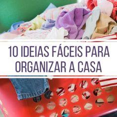 4 ideias para organizar casa com crianças - Blog Chega de Bagunça