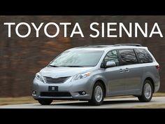 Big Family, Beautiful Minivan: the 2015 Toyota Sienna    Reagor Dykes Auto Group