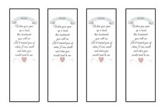 Mother's Day Printable Bookmark – The Pinterested Parent