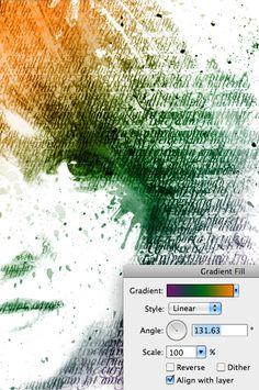 Como Criar um Retrato Estilo Aquarela no Photoshop – Criatives   Criatividade com um mix de entretenimento.