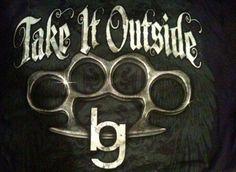 Take it outside - Brantley Gilbert <3