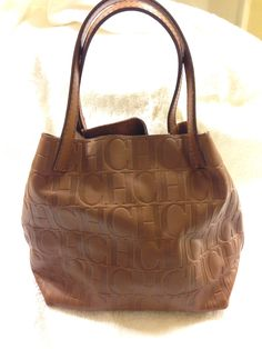Carolina Herrera Matryoshka handbag. Brought in Madrid.