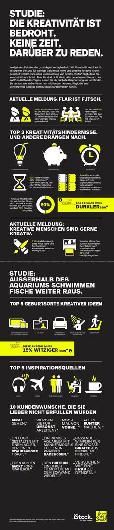 State of modern creativity - for our Marketing and Graphic Design students Creative Thinking, Design Thinking, E-mail Marketing, Digital Marketing, Content Marketing, Internet Marketing, Humour Geek, Humor, Web Design