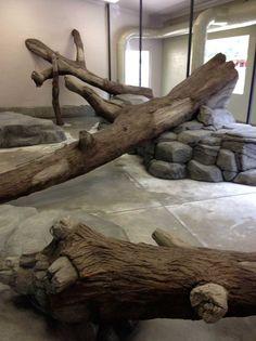 Step by Step DIY Concrete Logs