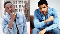 Kendrick Lamar vs Drake (this or that)? vote inside
