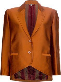 ROMEO GIGLI VINTAGE structured blazer