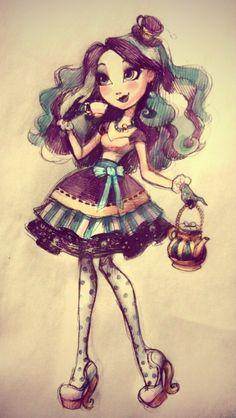 Madeline Hatter Basic by Holivi