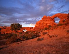 Arches National Park, Moab, Utah.