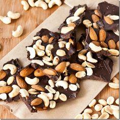 Triple Nut Bark