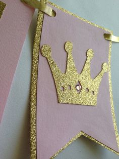 Super Baby Shower Banner Pink And Gold Party Ideas Ideas Princess Birthday Party Decorations, 1st Birthday Party For Girls, 1st Birthday Themes, First Birthday Banners, Gold Birthday, Princess First Birthday, Birthday Bash, Shower Banners, Baby Shower Princess