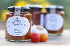 Tomato Kasundi by GeckoGrove on Etsy Foods, Handmade Gifts, Etsy, Food Food, Kid Craft Gifts, Food Items, Craft Gifts, Diy Gifts, Hand Made Gifts