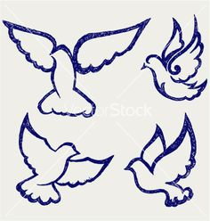 First Communion Banner Templates | Dove symbol vector art - Download Dove vectors - 901888