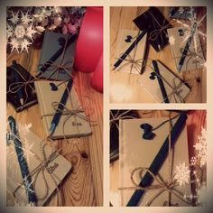 My new year gifts. Made by Sinem Gülas